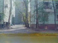 Москва - Улица Чистова
