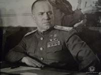 Берлин - Г.К.Жуков.