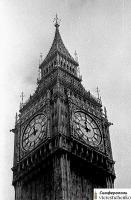 Лондон - Символ Лондона – Биг Бен – 1977