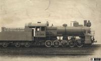 Железная дорога (поезда, паровозы, локомотивы, вагоны) - Паровоз Эг-5315.