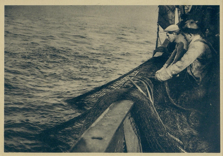 беломорский рыбак