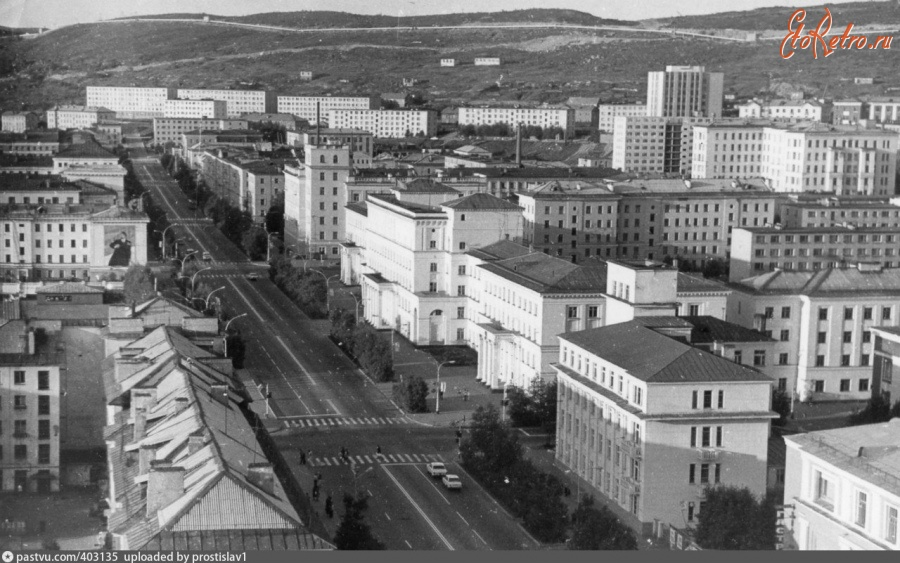 архив фото мурманска фактически возглавил полк