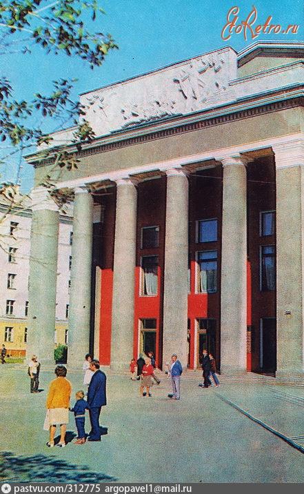 московский областной драматический камерный театр: