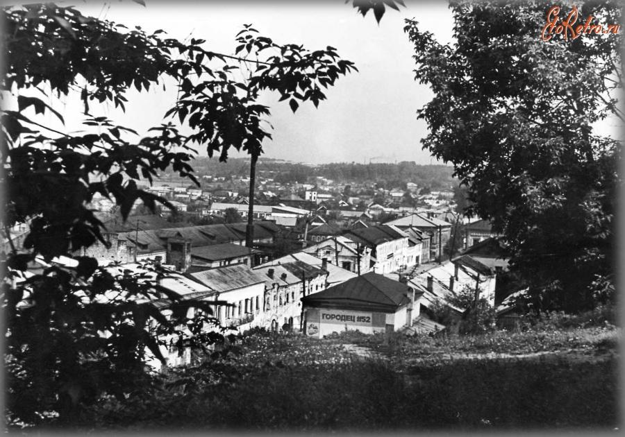 Советские фото городца
