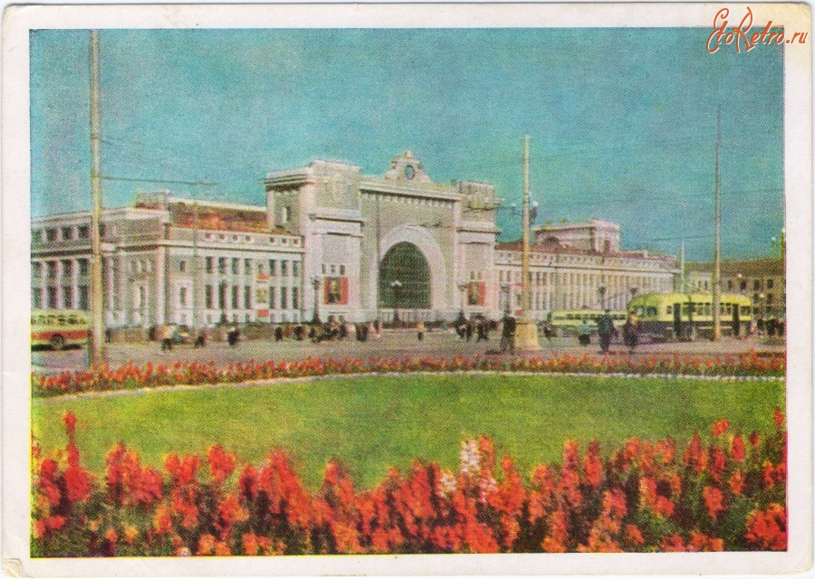 Старинные открытки в новосибирске