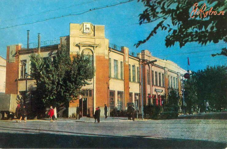фото бузулук и его старые улицы мордовской