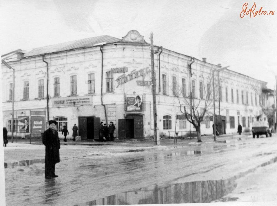 Фото бузулук и его старые улицы