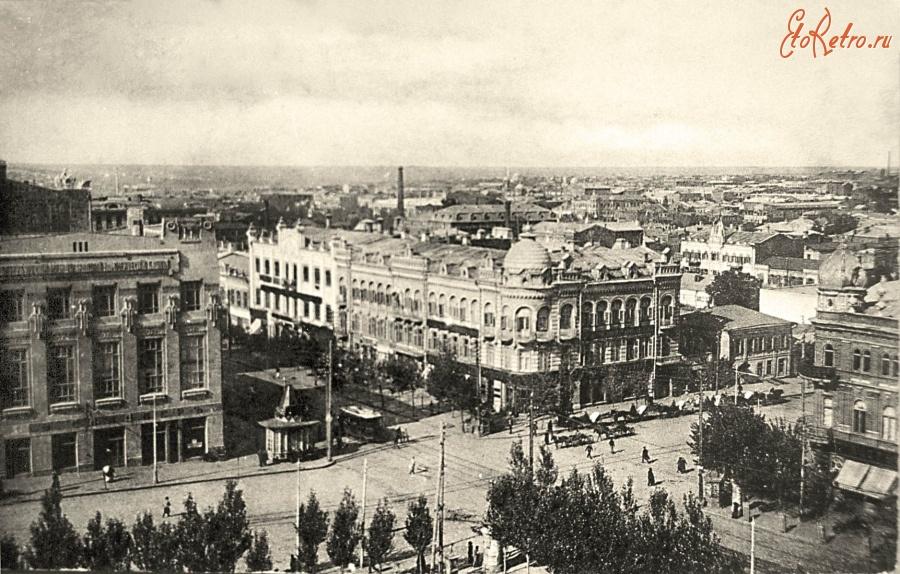 фото ростов дон советские времена