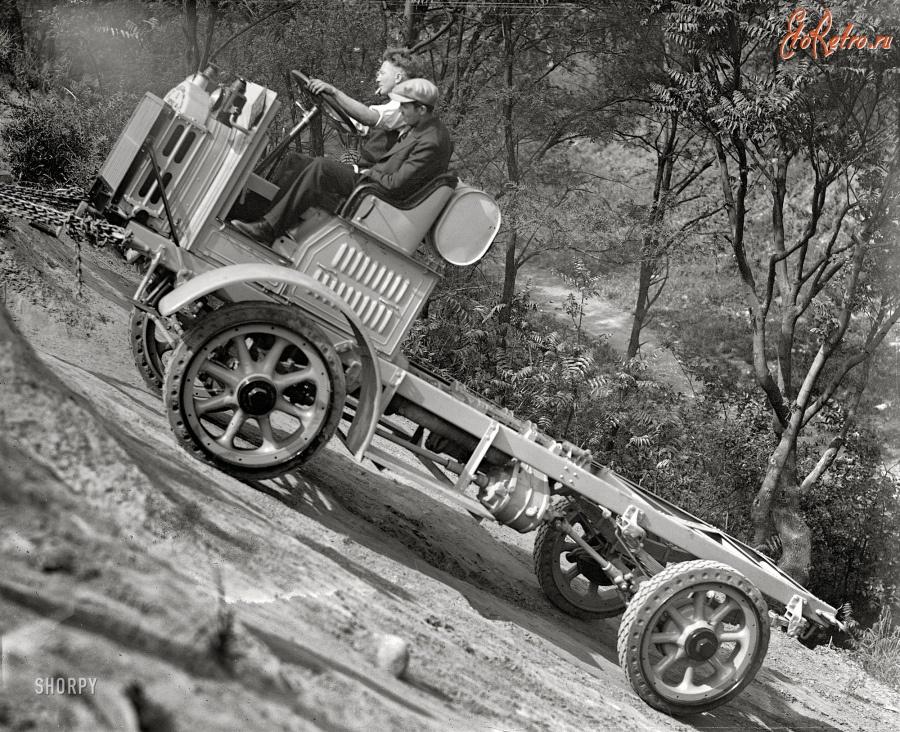 фото старинные американские автомобили в
