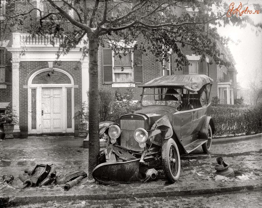 Классические автомобили Америки …