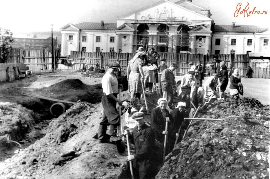 старые фото города первоуральска тоже