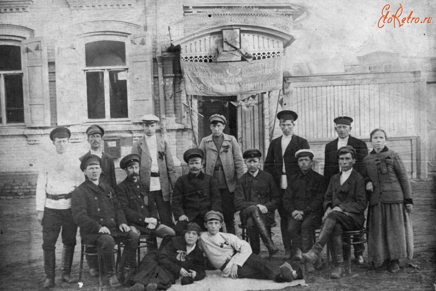 старое фото архив село привольное энгельс