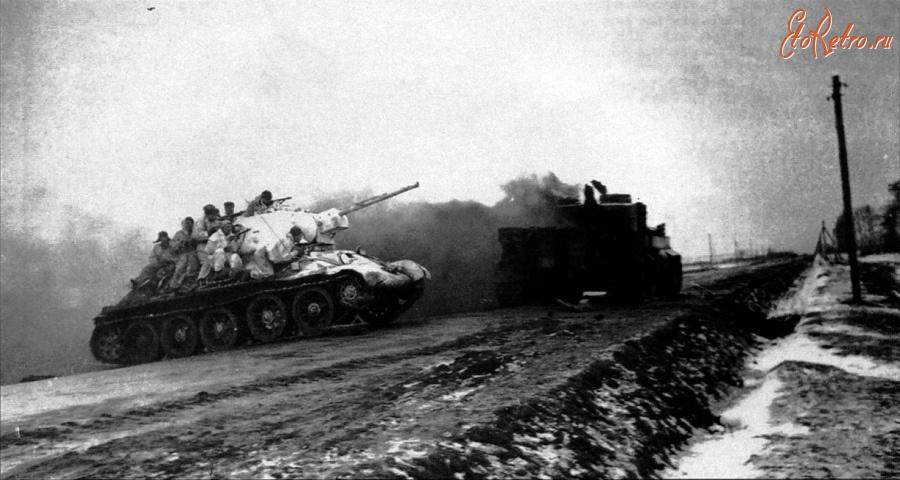 акселерацию большой танк великой отечественной войны Переключения передач