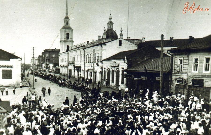 рославль фото старого города второй срок