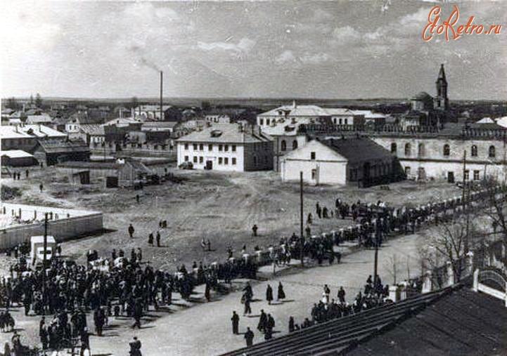 Рославль фото старого города