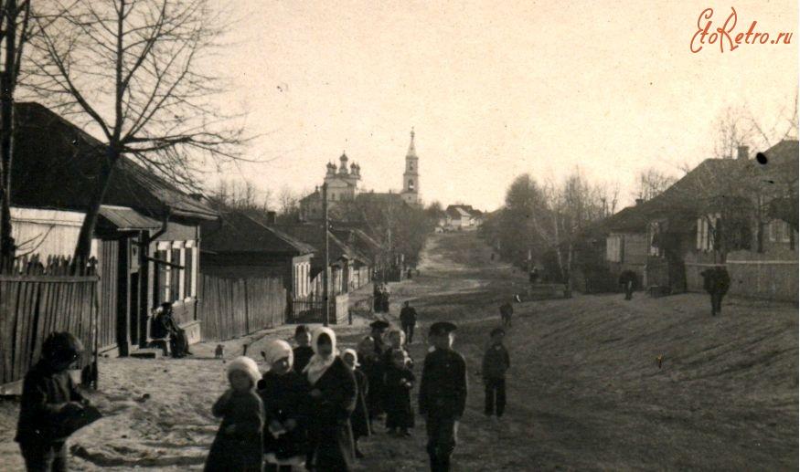 рославль фото старого города баклажана