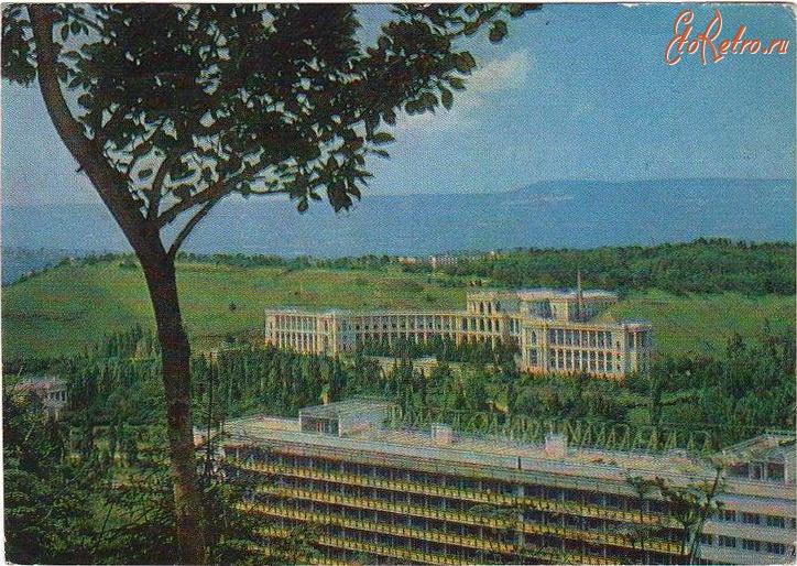 эльбрус санаторий кисловодск фото