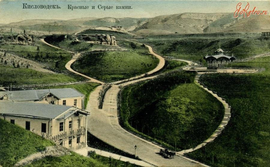 Въезд старого кисловодска фото