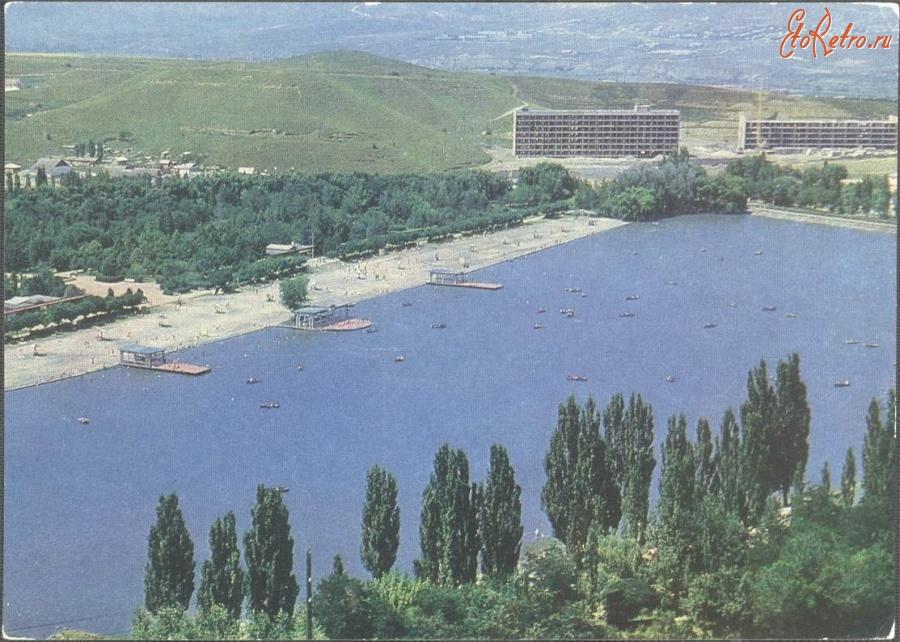 озеро в кисловодске фото своем