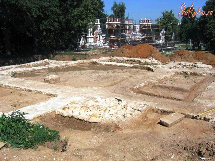 Археологические находки в москве археологические находки
