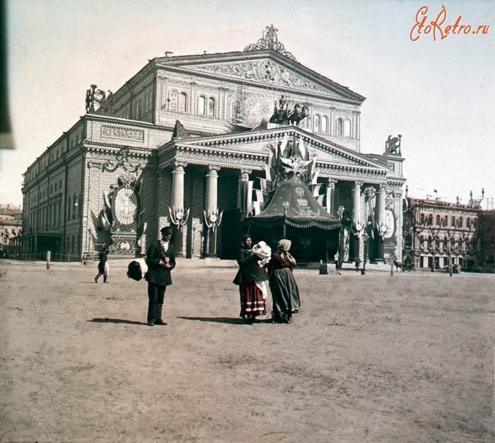 Большой театр.Москва.