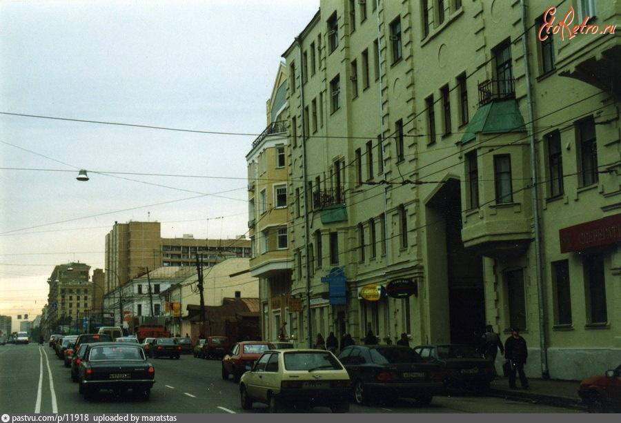 Новослободская улица картинки ресторане