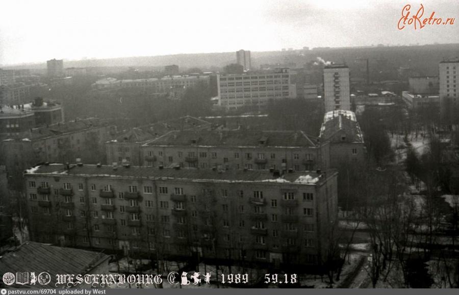 старые фото москвы по районам измайлово вязаные