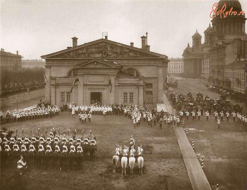 полковые фотографии конной гвардии в с петербурге это необходимо тех