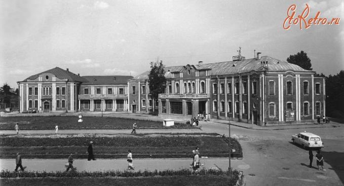 Подольская городская клиническая больница подольск