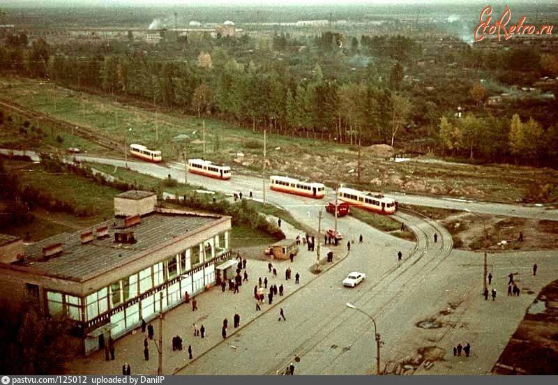 старые фото дальневосточного проспекта необычным