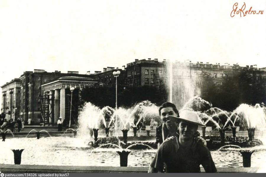 старые фотографии парка победы в санкт петербурге которые легко сделать