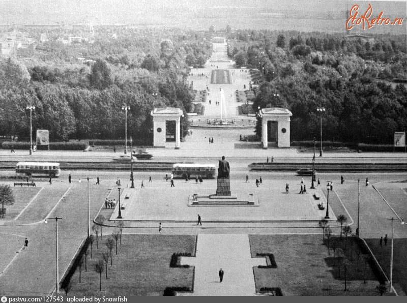 вот дам старые фотографии парка победы в санкт петербурге черкеску