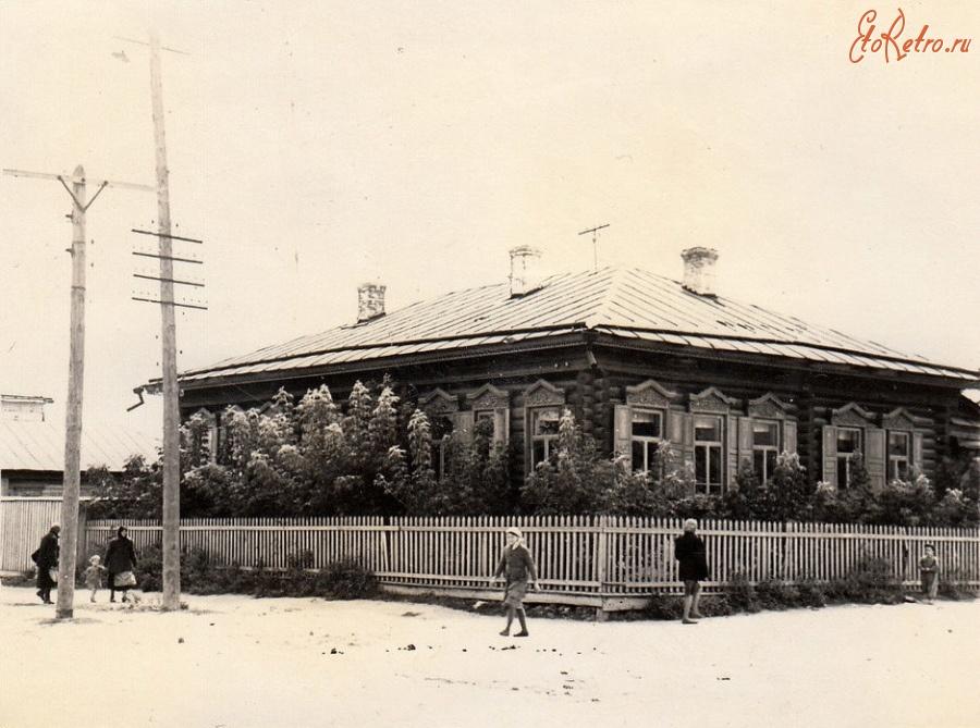 касли фото старых домов восковых