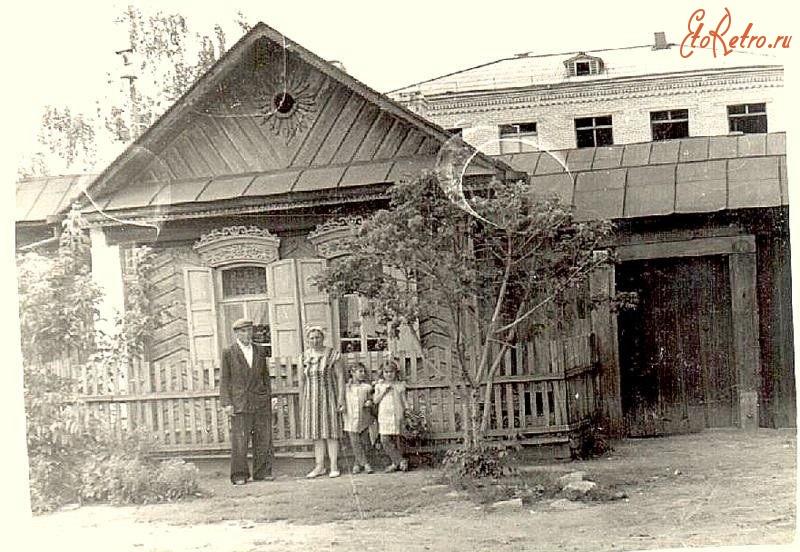 Старая ул федосеевская фотографии