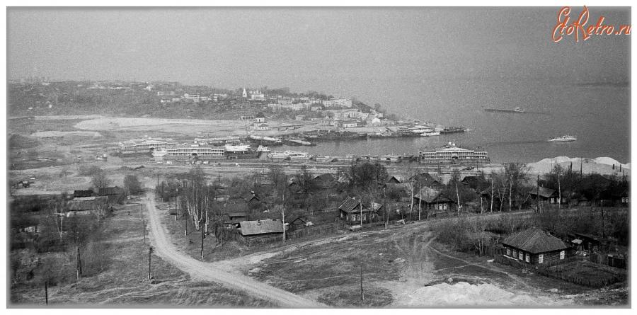 Старые чебоксары фото города
