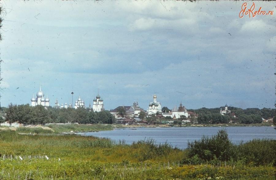 Старые фото ярославской области
