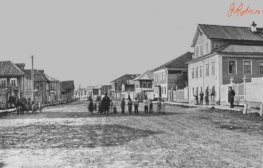 Архангельск маймакса 1900 год