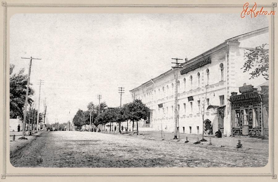 Белгород улица императора николая ii