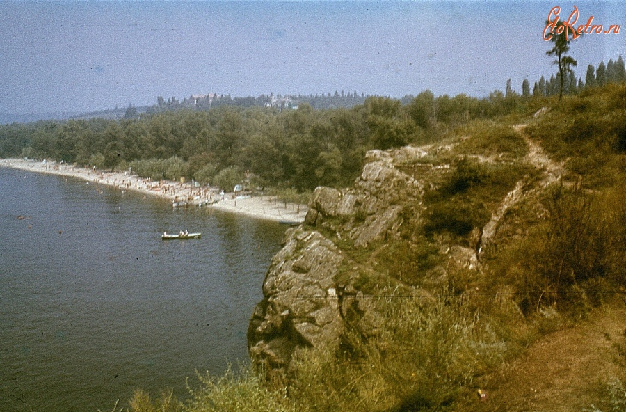 рыбалка на острове хортица