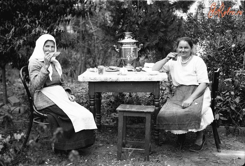 будет ваша фото дореволюционных чаепитий своей супругой