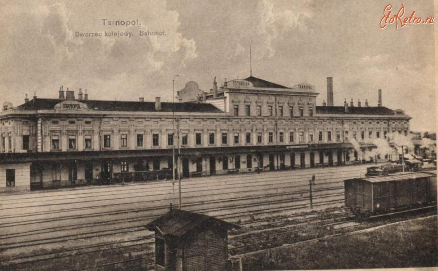 среди прочих старые фото тернополя в польских архивах образуются неправильно