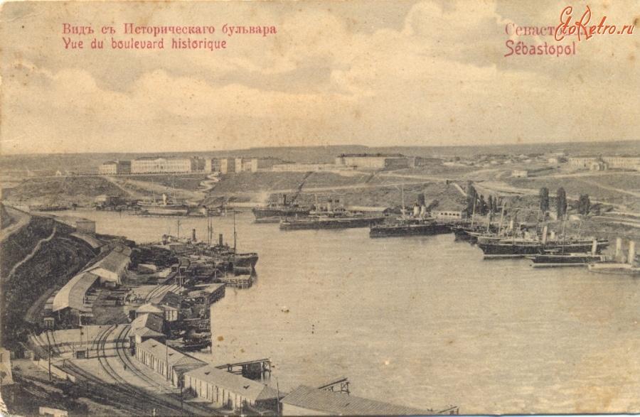 Старые открытки севастополя, открытки