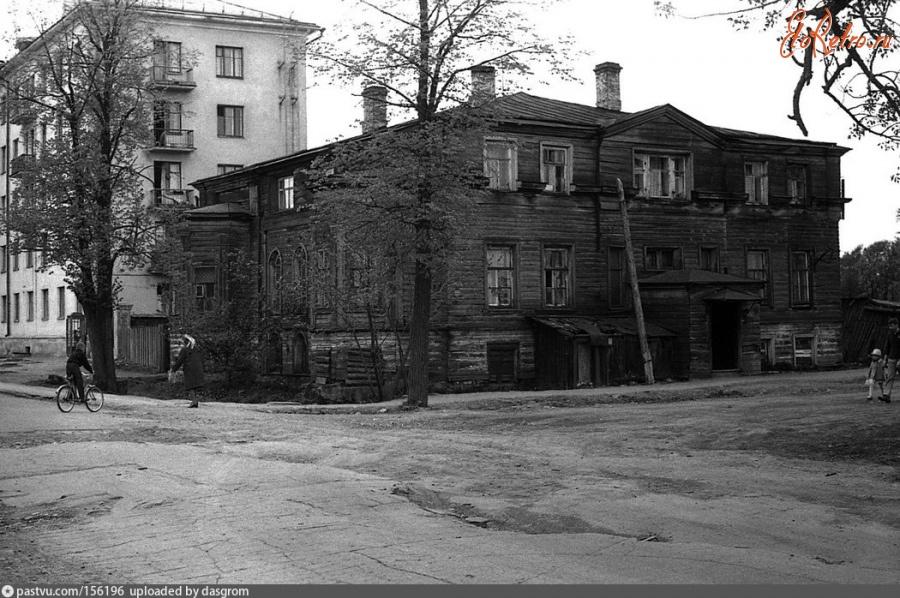 старые улицы вологды фото судя