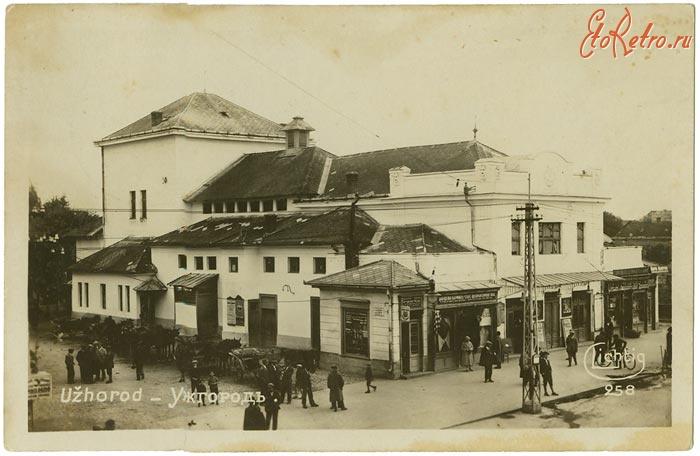 Ужгород городской театр ужгород