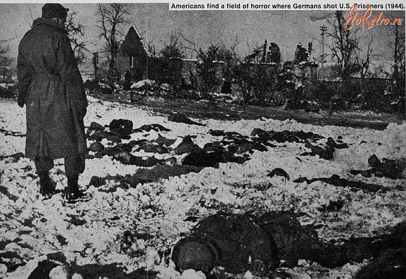 Ужасы войны. Ретро фотографии Бельгии