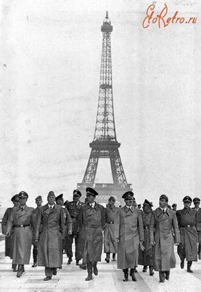 Парижа привод лифта вновь заработал