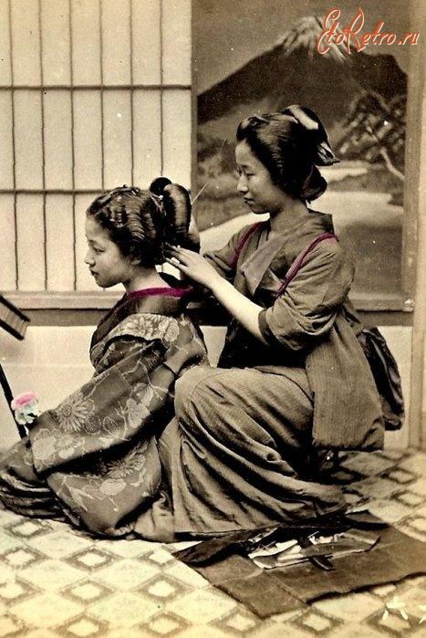 Японки в порно без цензуры