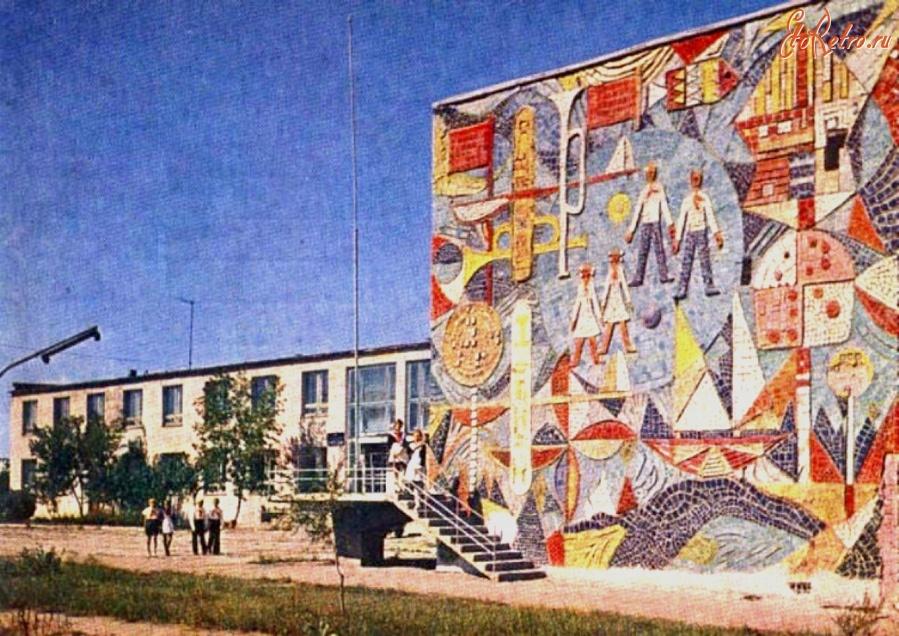 Дво�е� пионе�ов С��ан� б�в�ие �е�п�блики СССР