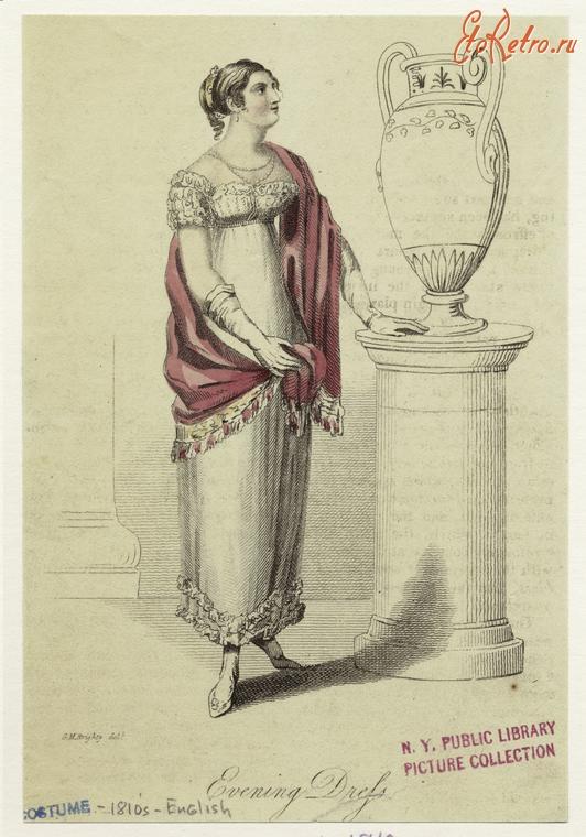 Английский костюм женский
