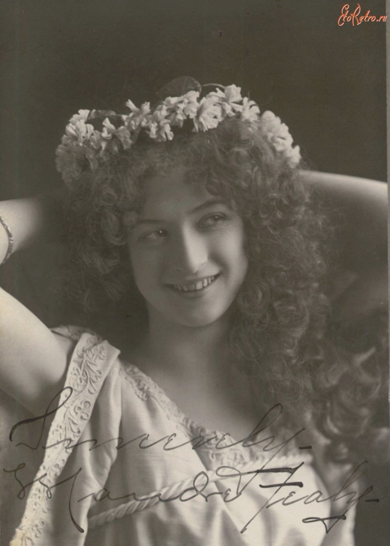 Начало 20 века прически фото